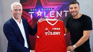 """Neben Lukas Podolski: Wird das die neue """"Supertalent""""-Jury?"""