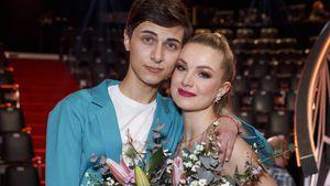 """Bei """"Let's Dance"""": Katja hat in Lukas Rieger Freund gefunden"""