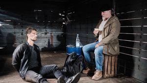 """""""Unter uns""""-Clip: Robert und Luke kämpfen um Leben und Tod"""