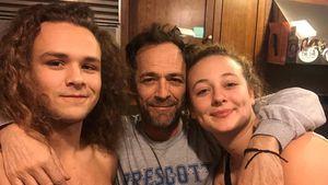 Luke Perry (†): Seine Kids dürfen erst jetzt in sein Haus