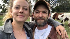 Vier Monate nach Luke Perrys Tod: So geht's seiner Tochter