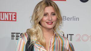 Frisch verliebt: Luna Schweiger knutscht wild auf Berlinale!
