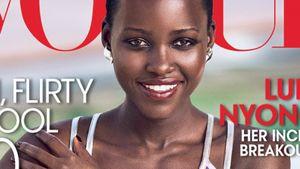 Von 0 auf 100: Lupita Nyong'o ziert die neue Vogue