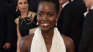 Erleichtert: Lupita Nyong'os Oscar-Dress gefunden!