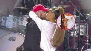 """Mac Miller und Ariana Grande beim """"One Love Manchester"""""""