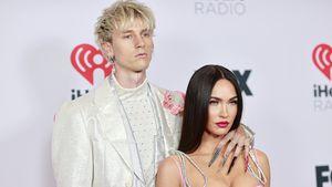 """""""Wahre Liebe"""": MGK schwärmt von Beziehung mit Megan Fox"""
