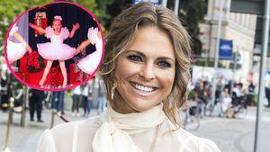"Mama Madeleine stolz: Leonore ist ""Nussknacker""-Ballerina"