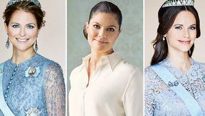 Schwedische Baby-Royals: Eine ist immer schwanger!
