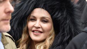 Madonna als schwarze Witwe