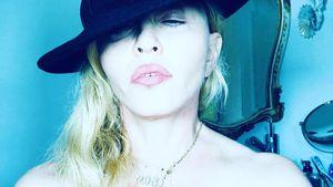Oben ohne mit 59: Madonna zieht wieder auf Instagram blank!
