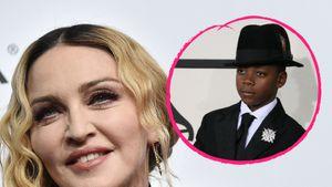 Madonnas Adoptivsohn David soll besser singen als sie selbst