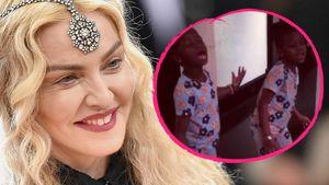Stolze Madonna: Hier grooven ihre Twin-Girls so richtig ab!