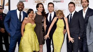 Channing Tatum, Jada Pinkett-Smith, Matt Bomer und Elizabeth Banks