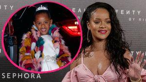 Rihannas 30. Bday: Nichte Majesty stiehlt allen die Show!