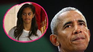 Malias Weinstein-Praktikum: Jetzt äußert sich Barack Obama