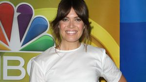 "Mandy Moore bei der ""NBC Universal's Summer Press Tour"""