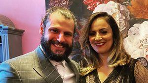 So verliebt: Manuel Cortez teilt erstes Paar-Foto mit Saina