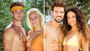 """Glückliche """"Love Island""""-Paare geben den neuen Couples Tipps"""