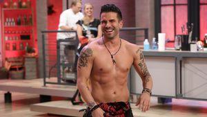 """War das heiß? Marc Terenzi strippt bei """"Grill den Henssler"""""""