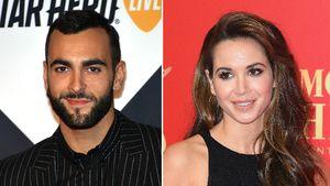 Marco Mengoni und Grace Capristo