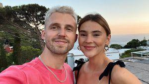 Steffi Giesingers Geburtstag: Marcus teilt süße Couple-Pics