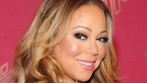 Mariah Carey in New York