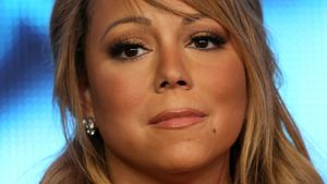 "Mariah Carey  bei der ""Winter TCA Tour"""