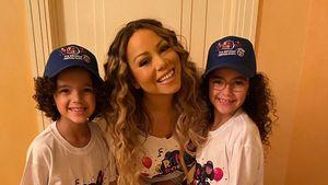 George-Floyd-Tragödie: Mariah Careys Kinder fürchten Polizei