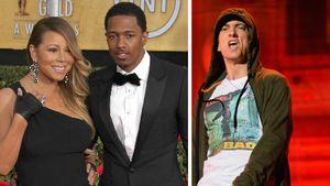 Nach Mariah-Carey-Diss: Nick Cannon wollte Eminem verprügeln