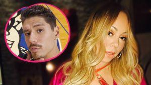 Mariah Carey und ihr Tänzer Bryan