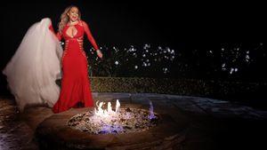 Dramatisch: Mariah Carey verbrennt ihr Fast-Hochzeitskleid