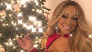 Nach Scheidung: Mariah Carey feiert mit Ex-Mann Weihnachten!