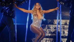 Mariah geht in die Knie