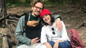Seit Baby: Marie Nasemann und Partner küssen sich seltener