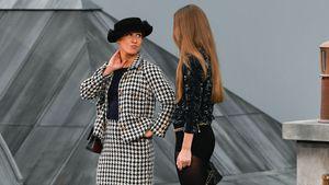 "Chanel-Show-Flitzerin: Gigi Hadid war ""ziemlich aggressiv"""