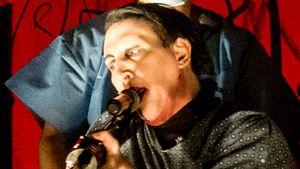 Geschmackloser Knarren-Stunt? Marilyn Manson verteidigt sich