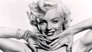 Marilyn Monroe (✝36) wirbt jetzt für Chanel Nº 5