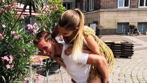 Wie frisch verliebt! Mario Götze tobt mit seiner Ann-Kathrin