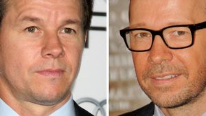 Neu: Mark and Donnie Wahlberg bald in Reality-Show