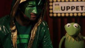 Rapper Marsimoto & Kermit im Grün-Duett!