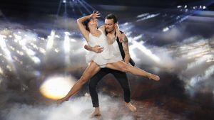 """Marta Arndt und Giovanni Zarrella bei """"Let's Dance"""""""
