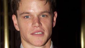 Matt Damon feiert heute 50. Geburtstag: So sah er früher aus