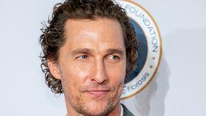 Beim ersten Mal: Matthew McConaughey wurde zum Sex erpresst
