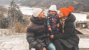 Sohn Milan wird zwei: So süß gratulieren BTN-Jenny und Matze
