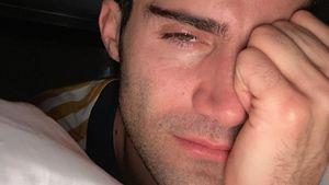 Feuchte Augen: Max Ehrich leidet nach Trennung von Demi