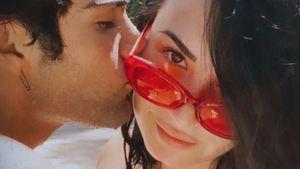 Demi Lovato macht Freund Max eine süße Liebeserklärung
