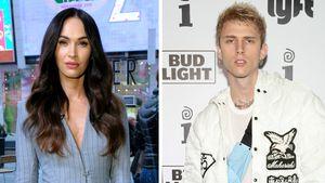 Flirtet Neu-Single Megan Fox etwa mit Machine Gun Kelly?