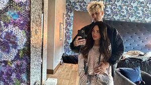 Megan Fox und Machine Gun Kelly sind verliebter denn je!