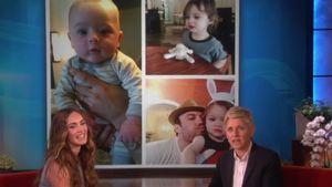 Megan Fox zeigt das erste Foto von Baby Bodhi!