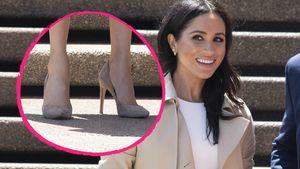 Zufall? Alle weiblichen Royals schwören auf diese Schuhe!